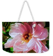 Painted Velvet Petals Weekender Tote Bag