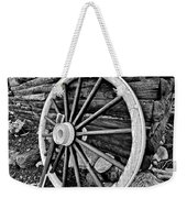 Painted Wagon Weekender Tote Bag