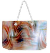 Painted Windows Weekender Tote Bag