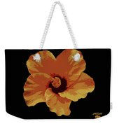 Painter Hibiscus Weekender Tote Bag