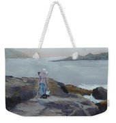 Painter Of The Sea - Art By Bill Tomsa Weekender Tote Bag