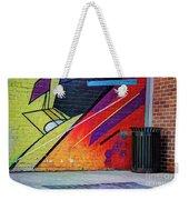 Painterly 5 Weekender Tote Bag