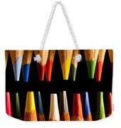 Painting Pencils Weekender Tote Bag