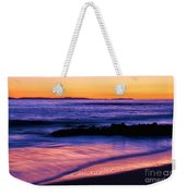 Painting The Ocean Weekender Tote Bag