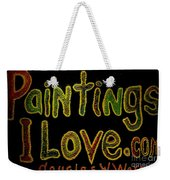 Paintings I Love.com 4 Weekender Tote Bag