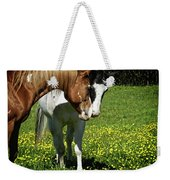 Paints And Buttercups Weekender Tote Bag