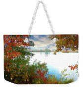 Paints Of Fall Weekender Tote Bag