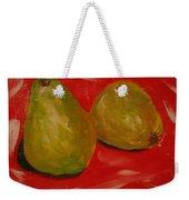 Pair Of Pears Weekender Tote Bag