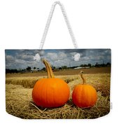 Pair Of Perfect Pumpkins Weekender Tote Bag