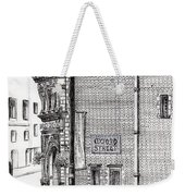 Palace Hotel Oxford Street Manchester Weekender Tote Bag