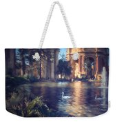 Palace Of Fine Arts Weekender Tote Bag