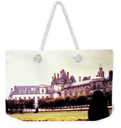 Palace Of Fontainebleau 1955 Weekender Tote Bag