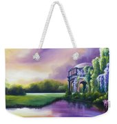 Palace Of The Arts Weekender Tote Bag by James Christopher Hill
