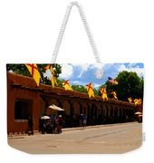 Palace Of The Governors Weekender Tote Bag