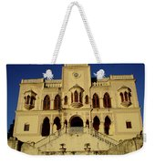 Palace Of The Maharaja Of Tehri-garhwal Near Rishikesh, India Weekender Tote Bag