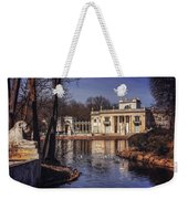 Palace On The Water  Weekender Tote Bag