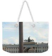 Palace Place - St. Petersburg Weekender Tote Bag