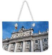 Palacio Real Weekender Tote Bag