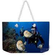 Palau Underwater Weekender Tote Bag