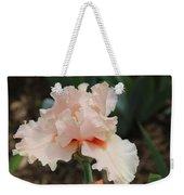 Pale Iris Weekender Tote Bag