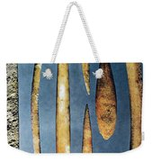 Paleolithic Spears Weekender Tote Bag