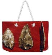 Paleolithic Tools Weekender Tote Bag