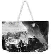 Palestine: Cave Dwelling Weekender Tote Bag