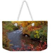 Palisades Creek Canyon Autumn Weekender Tote Bag