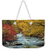 Palisades Creek Weekender Tote Bag