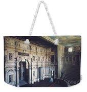 Palladio: Teatro Olimpico Weekender Tote Bag