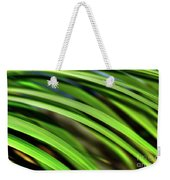 Palm Abstract By Kaye Menner Weekender Tote Bag