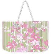 Palm Beach Floral II Weekender Tote Bag