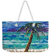 Palm Beach Weekender Tote Bag