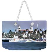Palm Beach Middel Bridge Weekender Tote Bag