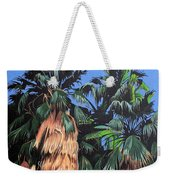 Palm Canyon Entrance Weekender Tote Bag