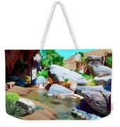 Palm Canyon Park Weekender Tote Bag