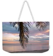 Palm Courtain II Weekender Tote Bag