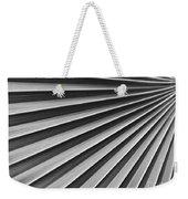 Palm Fan Pattern Weekender Tote Bag