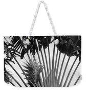 Palm Frons Weekender Tote Bag