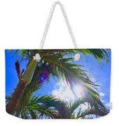 Palm Gazing Weekender Tote Bag