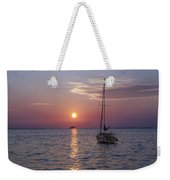 Palm Harbor Florida At Sunset Weekender Tote Bag