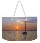 Palm Harbor Has The Best Sunsets Weekender Tote Bag