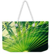 Palm House Branch Weekender Tote Bag