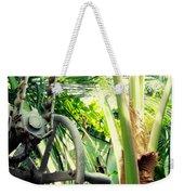 Palm House Pulley Weekender Tote Bag