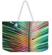 Palm Leaf Art Weekender Tote Bag