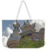 Palm Of The Dome Weekender Tote Bag
