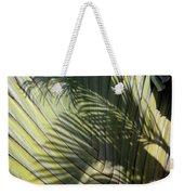 Palm On Palm Weekender Tote Bag