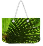 Palm Pattern No.1 Weekender Tote Bag