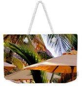 Palm Serenity Weekender Tote Bag