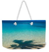 Palm Shadows Weekender Tote Bag